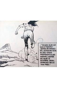 Muestra 5 de KUNG FU. LAS AVENTURAS DE LOS INVENCIBLES 48. SIM Y EL TEMPLO PERDIDO (José Ortiz / Leopoldo Ortiz) Amaika