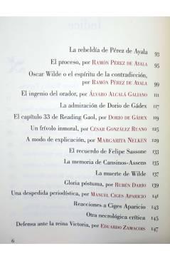 Muestra 3 de LOS AMIGOS ESPAÑOLES DE OSCAR WILDE (José Esteban) Reino de Cordelia 2012