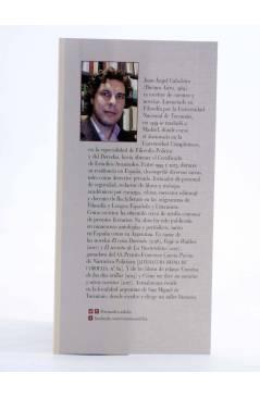 Muestra 1 de VIDA BOCHORNOSA DEL NEGRO CARRIZO (Juan Ángel Cabaleiro) Reino de Cordelia 2019