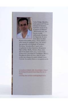 Muestra 1 de LA SOMBRA BLANCA (Carlos Fidalgo) Reino de Cordelia 2015