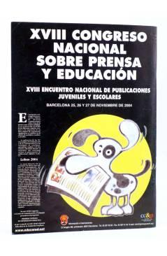 Contracubierta de REVISTA MAKING OF CUADERNOS DE CINE Y EDUCACIÓN 26 (Vvaa) CC&P 2004