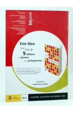 Contracubierta de REVISTA MAKING OF CUADERNOS DE CINE Y EDUCACIÓN 33. Especial Literatura española (Vvaa) CC&P 2005