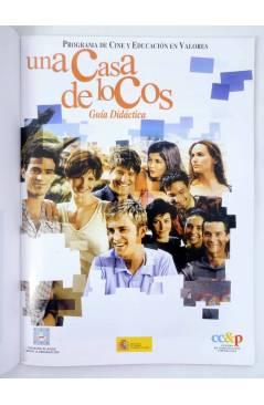 Muestra 1 de REVISTA MAKING OF CUADERNOS DE CINE Y EDUCACIÓN 33. Especial Literatura española (Vvaa) CC&P 2005