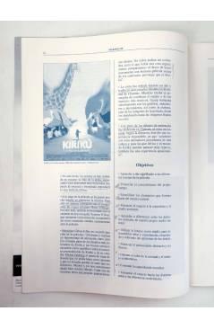 Muestra 3 de REVISTA MAKING OF CUADERNOS DE CINE Y EDUCACIÓN 37. Esp cine y multiculturalidad (Vvaa) CC&P 2005