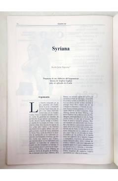 Muestra 1 de REVISTA MAKING OF CUADERNOS DE CINE Y EDUCACIÓN 45. Especial Derechos Humanos (Vvaa) CC&P 2006