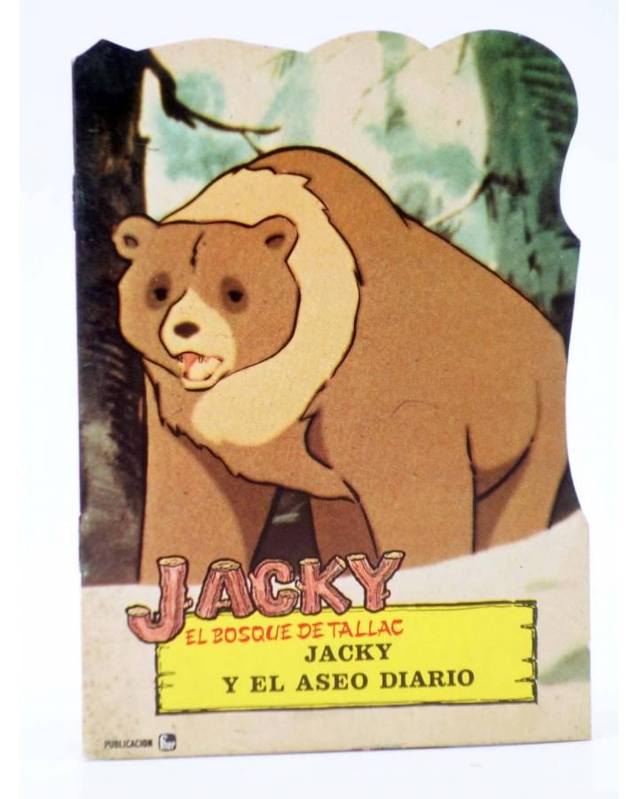 Troquelados Tv T V Jacky El Bosque De Tallac 5 Jacky Y El Aseo Diario Fher 1979 Oferta Comic Manga Libros Fugitivos