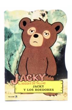 Muestra 5 de TROQUELADOS TV T.V. JACKY EL BOSQUE DE TALLAC 3 a 8. LOTE DE 6. Fher 1979