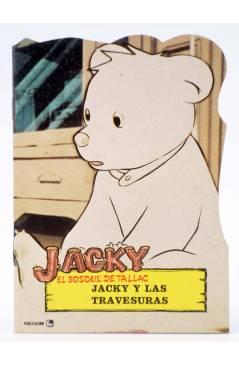 Muestra 6 de TROQUELADOS TV T.V. JACKY EL BOSQUE DE TALLAC 3 a 8. LOTE DE 6. Fher 1979