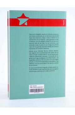 Contracubierta de CRÓNICAS DEL CARIBE (Jesús Díaz Loyola) Stella Maris 2015
