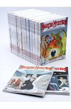 Cubierta de MARTIN MYSTERE VOL. 1 1 A 37. COMPLETA A FALTA DE 2 NºS (Alfredo Castelli) Aleta 2005. BONELLI