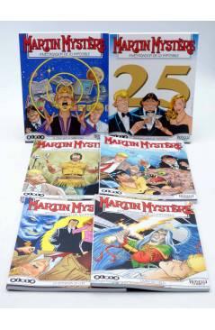 Muestra 5 de MARTIN MYSTERE VOL. 1 1 A 37. COMPLETA A FALTA DE 2 NºS (Alfredo Castelli) Aleta 2005. BONELLI
