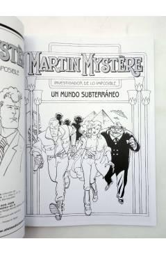Muestra 7 de MARTIN MYSTERE VOL. 1 1 A 37. COMPLETA A FALTA DE 2 NºS (Alfredo Castelli) Aleta 2005. BONELLI