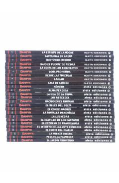 Contracubierta de DAMPYR VOL. 1 2 A 26. COMPLETA A FALTA DE Nº1 (Mauro Boselli) Aleta 2005. BONELLI