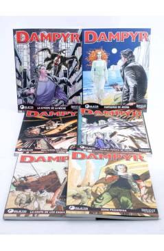 Muestra 1 de DAMPYR VOL. 1 2 A 26. COMPLETA A FALTA DE Nº1 (Mauro Boselli) Aleta 2005. BONELLI