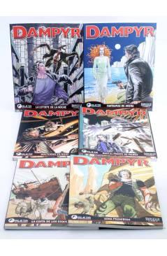 Muestra 2 de DAMPYR VOL. 1 2 A 26. COMPLETA A FALTA DE Nº1 (Mauro Boselli) Aleta 2005. BONELLI
