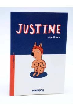 Cubierta de LILITH BOOKS 1. JUSTINE (ED. EN CATALÁN) (Gauthier) Diminuta 2014