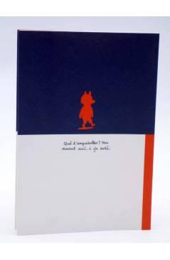 Contracubierta de LILITH BOOKS 1. JUSTINE (ED. EN CATALÁN) (Gauthier) Diminuta 2014