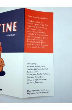 Muestra 1 de LILITH BOOKS 1. JUSTINE (ED. EN CATALÁN) (Gauthier) Diminuta 2014