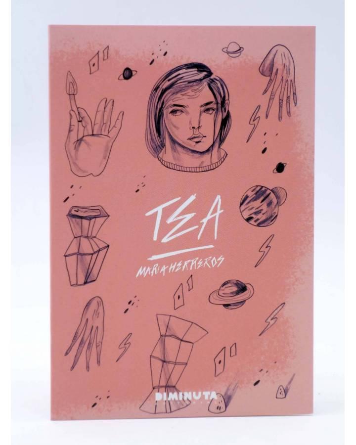Cubierta de LILITH BOOKS 2. TEA (María Herreros) Diminuta 2015