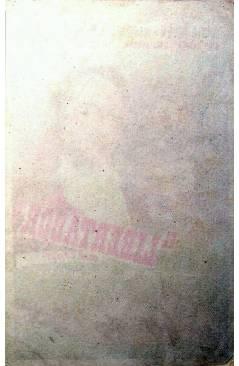 Contracubierta de PROGRAMA DE MANO. EL LIBERTADOR. David Niven (Michael Powell Y Emeric Pressburger) London Films