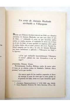Muestra 2 de Revista PAPELES DE SON ARMADANS Tomo 83. Núm. 247. Octubre de 1976 (Dirigida Por Camilo José Cela) Palma de