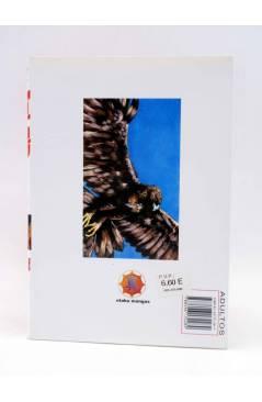 Contracubierta de SHAMO GALLO DE PELEA 8 (Akio Tanaka / Izo Hashimoto) Otakuland 2004