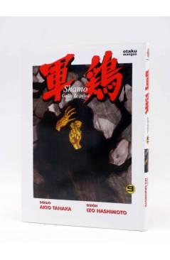 Cubierta de SHAMO GALLO DE PELEA 9 (Akio Tanaka / Izo Hashimoto) Otakuland 2004