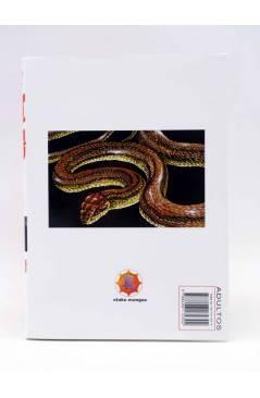 Contracubierta de SHAMO GALLO DE PELEA 9 (Akio Tanaka / Izo Hashimoto) Otakuland 2004