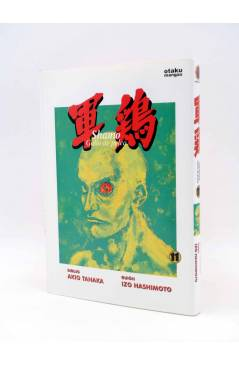 Cubierta de SHAMO GALLO DE PELEA 11 (Akio Tanaka / Izo Hashimoto) Otakuland 2004