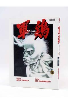 Cubierta de SHAMO GALLO DE PELEA 13 (Akio Tanaka / Izo Hashimoto) Otakuland 2004