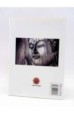 Contracubierta de SHAMO GALLO DE PELEA 13 (Akio Tanaka / Izo Hashimoto) Otakuland 2004