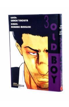 Cubierta de OLD BOY 3 (Garon Tsuchiya / Nobuki Minegishi) Otakuland 2004