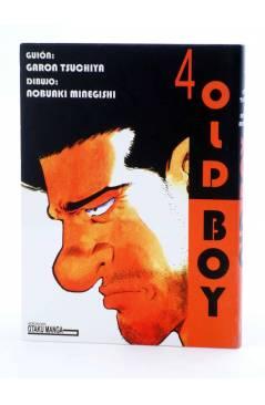 Cubierta de OLD BOY 4 (Garon Tsuchiya / Nobuki Minegishi) Otakuland 2004