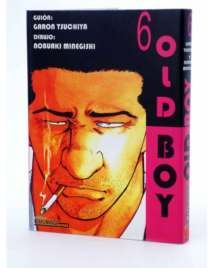 Cubierta de OLD BOY 6 (Garon Tsuchiya / Nobuki Minegishi) Otakuland 2004