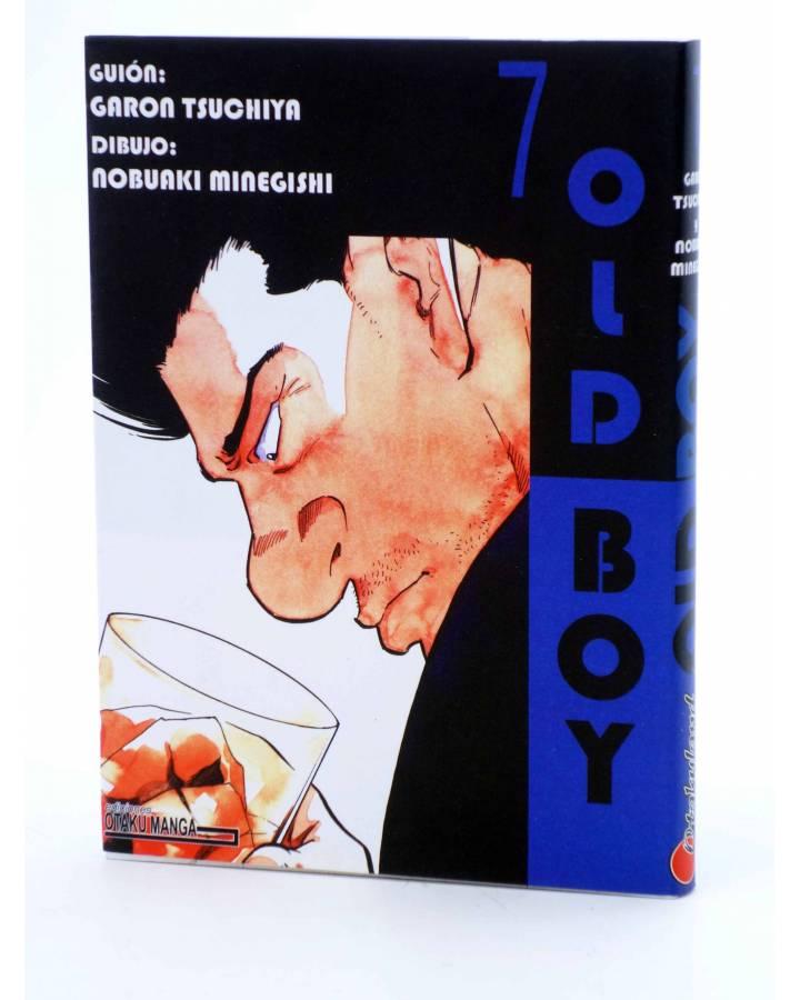 Cubierta de OLD BOY 7 (Garon Tsuchiya / Nobuki Minegishi) Otakuland 2004