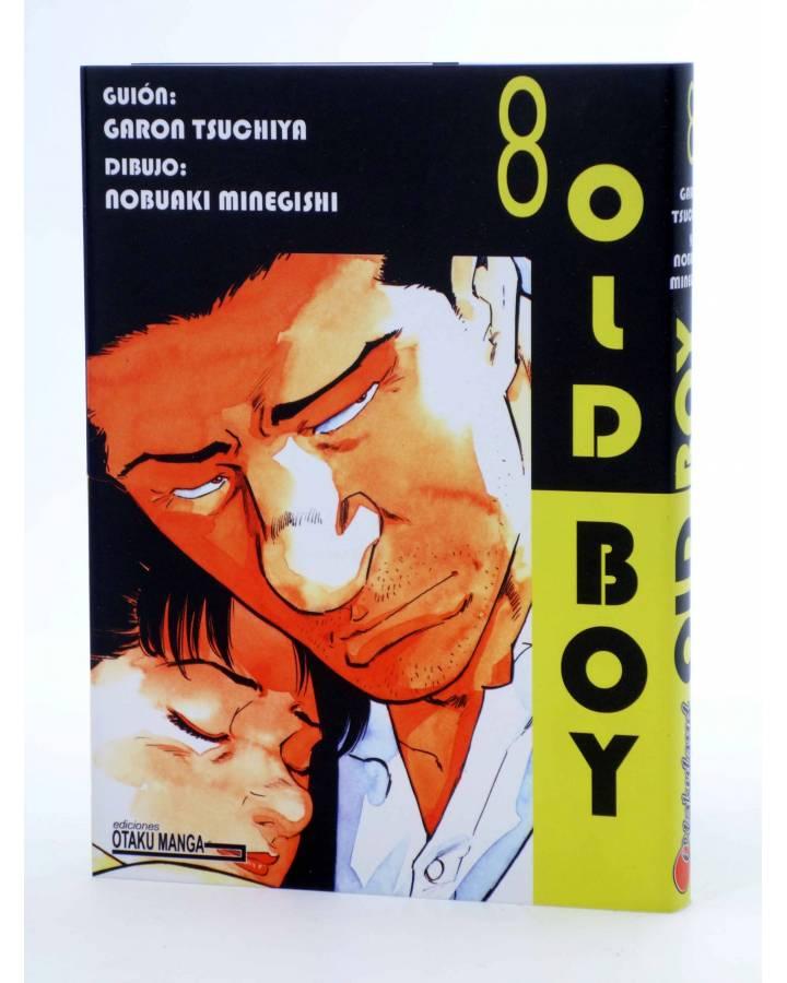 Cubierta de OLD BOY 8 (Garon Tsuchiya / Nobuki Minegishi) Otakuland 2004