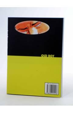 Contracubierta de OLD BOY 8 (Garon Tsuchiya / Nobuki Minegishi) Otakuland 2004