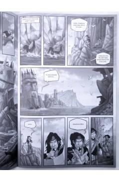 Muestra 4 de CRÓNICAS DE MESENE: EL MAR DE LAS TINIEBLAS 1 A 8. COMPLETA (Roke / Ocaña / Qstom) Dude 2002