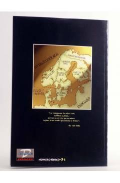 Contracubierta de DUDE GOLD 9. LOS REYES ELFOS: EL SEÑOR DE ALFHEIM (Victor Santos) Dude 2002
