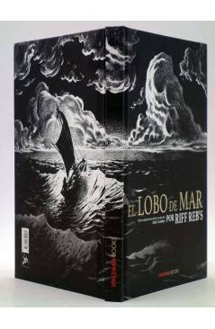Muestra 1 de EL LOBO DE MAR (Jack London / Riff Reb'S) Spaceman Books 2014