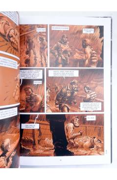 Muestra 3 de EL LOBO DE MAR (Jack London / Riff Reb'S) Spaceman Books 2014