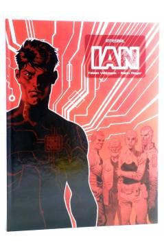 Cubierta de IAN INTEGRAL (Fabien Vehlmann / Ralph Meyer) Spaceman Books 2015