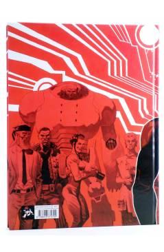 Contracubierta de IAN INTEGRAL (Fabien Vehlmann / Ralph Meyer) Spaceman Books 2015