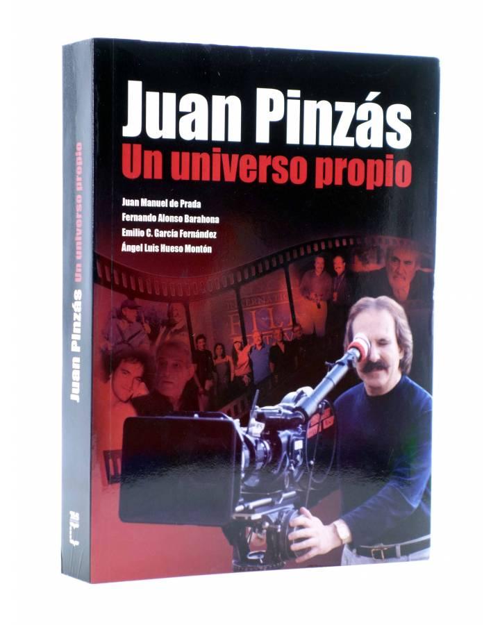 Cubierta de JUAN PINZÁS. UN UNIVERSO PROPIO (Vvaa) T&B 2008