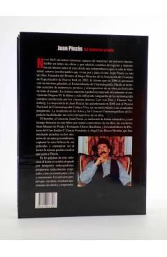 Contracubierta de JUAN PINZÁS. UN UNIVERSO PROPIO (Vvaa) T&B 2008