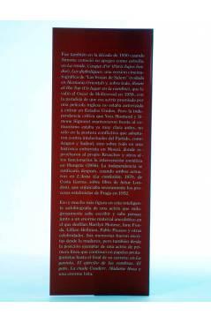 Muestra 2 de MEMORIAS. LA NOSTALIA YA NO ES LO QUE ERA (Simone Signoret) Torres de Papel 2015