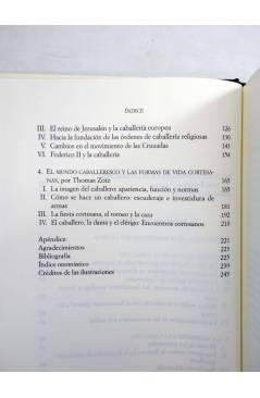 Muestra 3 de LA CABALLERÍA Y EL MUNDO CABALLERESCO (Josef Fleckstein) Siglo XXI 2006