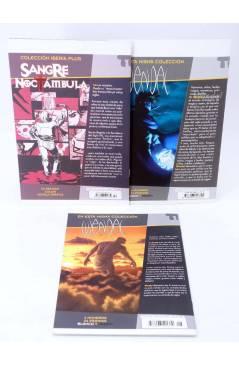 Contracubierta de SOFÍA ANA VICTORIA. COMPLETA EN TRES CUADERNOS (Guillem March) Dolmen 2003