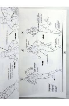Muestra 4 de COMO DIBUJAR ANIME 4. ESCENAS DE COMBATE Y ACCIÓN (Tadashi Ozawa) Norma 2004