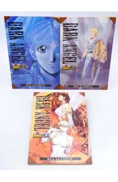 Muestra 1 de DARK ANGEL 3 a 7. LOTE DE 5 (Kia Asamiya) Norma 1995